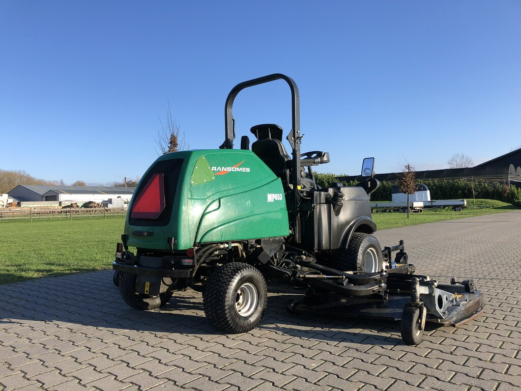 Ransomes MP 653
